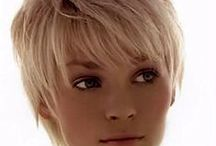 Hair Style & Color Ideas / by Patricia