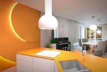 Interior design -residence in Radzymin (Poland)