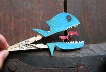 Genial para niños /Great for kids! / DIY craft for kids. Manualidades para niños.