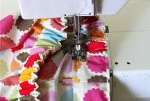 Técnicas de coser/ Sewing tecnics / Técnicas e ideas para coser ropa y complementos