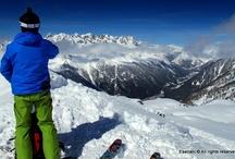 Chamonix Mountains - France