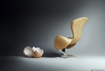 Lounge chair 'Wykluty'