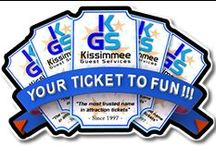 Our Products / All of our products are available at www.kgstickets.com