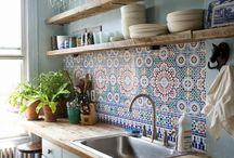 Kitchendesign / Ideer