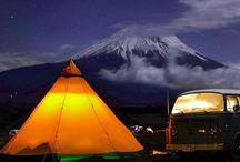 CAMP BASE / キャンプに行けない時に見ています。