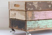 Crates, pallets, hooks & ladders