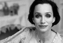 Actors, Singers, Writers & Celebs in black&white / by Renate