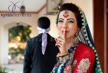 Wedding photography (Xyra's Elements photography) / The very first female photographer of Pakistan providing services nationwide and to the international destinations.  Email: xyra.photography@gmail.com / by Amrine Varya