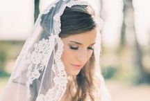 veil & headpiece