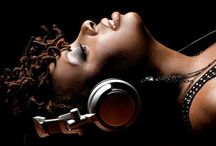 Music that soothes my soul / Music is.... My safe kind of high..... / by Marilyn D