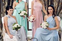 #WeLoveOurBridesmaids / A few of our favourites from our rails...