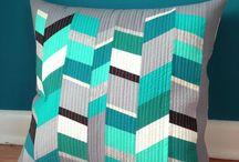 Fresh Modern Patchwork, Quilts / Proyectos, ideas frescas de patchwork y quilting.