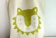 Tote Bags & Bags / Tote Bags that I Love, Tote Bags that I make!