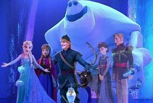 Frozen / Awesome frozen pictures