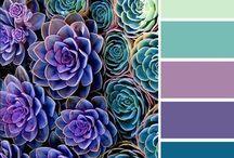 Colors mix