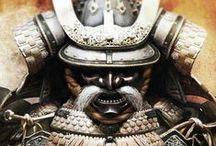 Character DND: Dwarven Samurai
