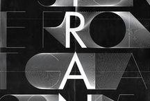 Caligraphy/ Typography