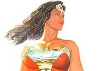 Wonder Woman / by Fran Sad