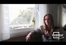 Janela Acústica -  Lärmschutz Fenster - Janela anti-ruído / Janelas com isolamento térmico e acústico.  #antirruído #janelaacustica #isolamento #pvc #janeladepvc #portasejanelas