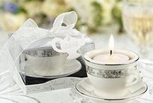 Bridal Wedding Accessories and Favors / Lovely favors for your bridal tea and reception.  Wedding necessities in several themes.