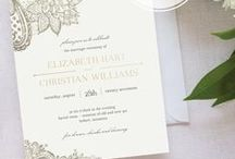 G R A C E F U L / Graceful Wedding Stationery – Invitations, engagement parties, save the date, boutonniere gift tags, wedding menus and more!