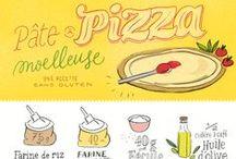 Recettes de cuisine sans gluten / Cuisine sans gluten