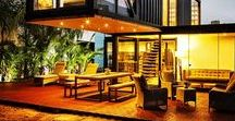 Creative Container / Container homes, restaurants, bars...