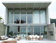Fachadas - Residências / Lindas Casas com esquadrias de PVC #weiku