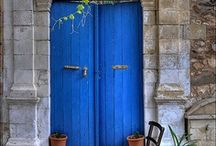 Doors and enterances