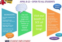 Events / Upcoming events! Job fairs, workshops, and much much more! / by UICStudentEmployment