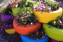 Garden Garnishing