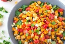 Salads / Vegan salad recipes