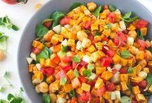 Salads / Vegan salad recipes