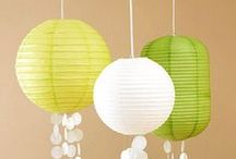 Yellow and Lime decoration ideas