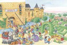 Thema: Ridders en prinsessen