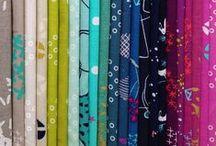 Rashida Coleman-Hale 。 / Fabric designs by Cotton + Steel founding designer, Rashida Coleman-Hale.