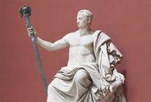 Roma. República e Imperio / Otros aspectos de la romanidad