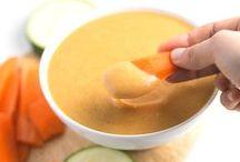 Appetizers & Snacks / Vegan appetizer & snack recipes