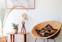 Vintage / Muebles y decoración vintage.