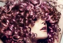 With a Twist (aka curls) / A collection of perfectly coiffed curls.
