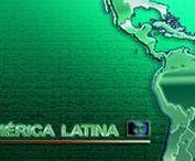 [LA0] [A m e r i c a L a t i n a] / Panorama Overview --- Mexico Centroamerica CaribbeanAntilles GranColombia Amazonia Brasil CuencaDelPlata AndesInca Patagonia&Austral