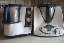 Thermomix / Cuisine au robot