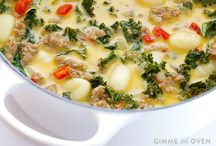 Zuppa, Suppe, Soup! / Soups
