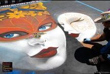 Event Street Paintings