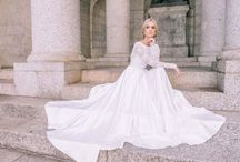 D R E S S design. / Wedding Dress Inspiration