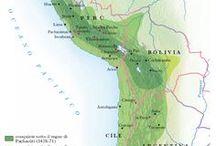 {D00} A N D E S I N C A / ⛐⛐⛐   3 Subareas: INKA, DESIERTO-INKA, SUR -  Andes of Ecuador Peru Bolivia Chile & Argentina