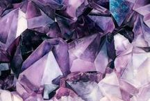 Precious gem stones / Beautiful gem stones collection.