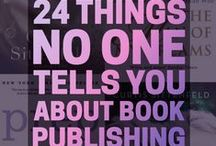 Book Publishing Tips / How to get your work out there, publishing, self publishing and more