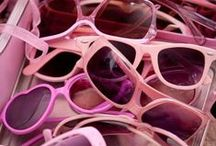 Pretty in pink / If you couldn't already tell, we're passionate about all things pink!