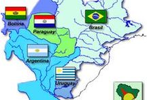 {S00} C U E N C A D E L P L A T A / ⛐⛐⛐  5 Subareas: Pantanal (MTBR MSBR BOL PRY) Brasil Sul (PRBR SCBR RSBR) Misiones (RSBR ARG PRY) GranChaco (PRY ARG BOL) Pampa (ARG URY RSBR) (Rivers: Parana Paraguay Uruguay)